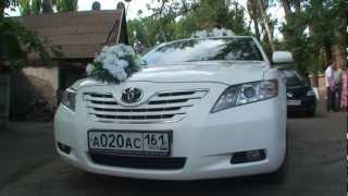 Наша свадьба Новошахтинск 11.06.2011г.