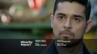 "Minority Report Season 1 Episode 8 Promo ""The American Dream"""