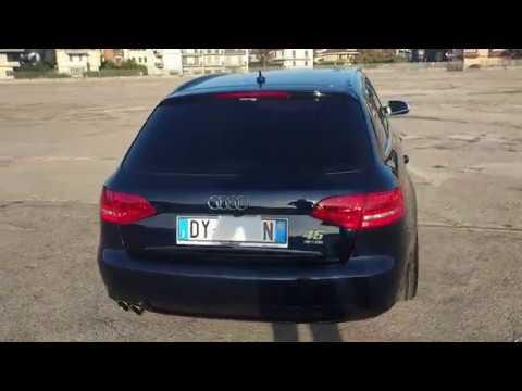 """Audi A4 B8-8k Video/Tutorial & Accessori:Diffusore Post. Sotto Paraurti """"S-LINE S4"""" """"Autoelegance"""""""