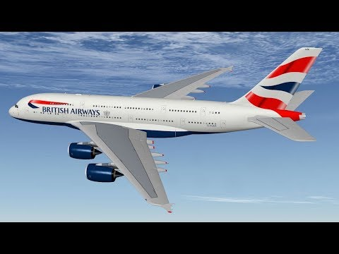 BRITISH AIRWAYS are INTERESTED in more A380s!