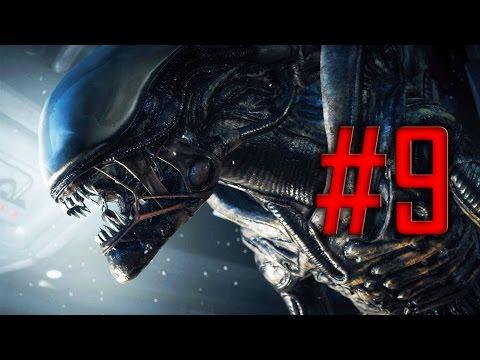 Alien: Isolation / Türkçe Oynanış / San Cristobal'dan Kaçış - Bölüm 9 [HD]