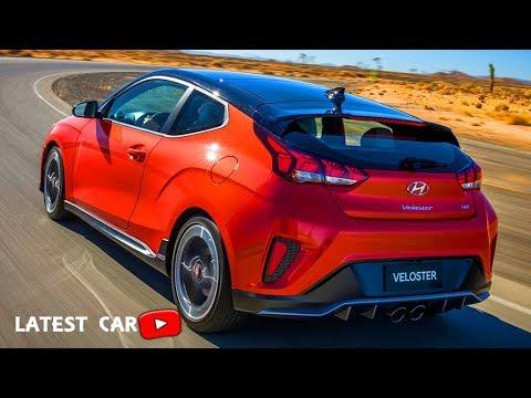 First Look Hyundai Veloster (2019) - 201HP Turbo