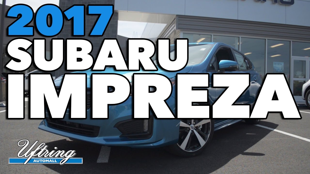Subaru Impreza Review Uftring Subaru East Peoria IL YouTube - Uftring ford car show