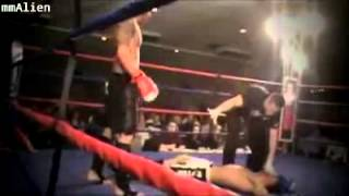MMA Fails- Self-Knockout!