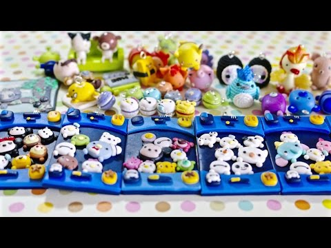 Charm Update #22: Ghibli, Macarons, Pokemon Tsums, Amigurumi Charms