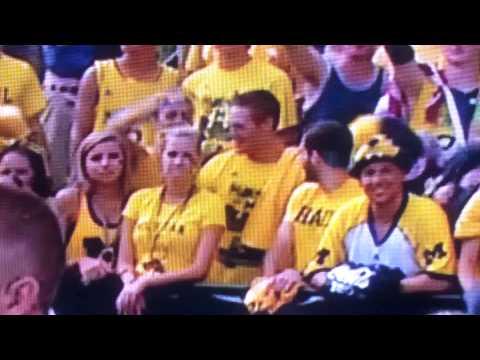 Zach Murray College GameDay Michigan vs Notre Dame with Rachel, Jake & Jon