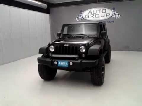 Used Jeep Wrangler San Antonio Texas