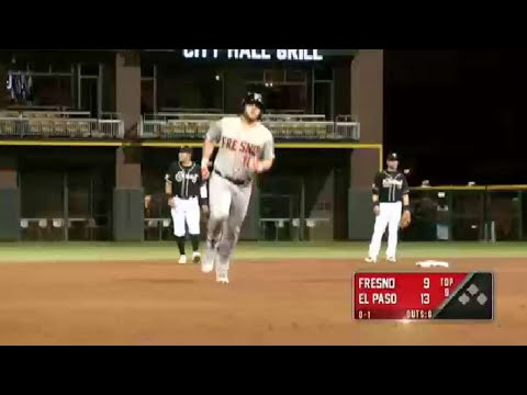 Reed ties for the Minors lead