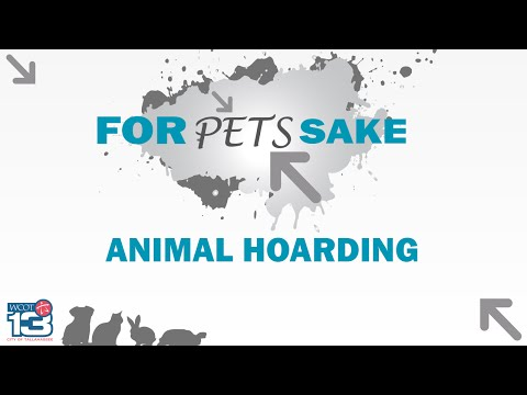 For Pets Sake - Animal Hoarding