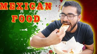 INDIANS TRYING MEXICAN FOOD FOR THE FIRST TIME