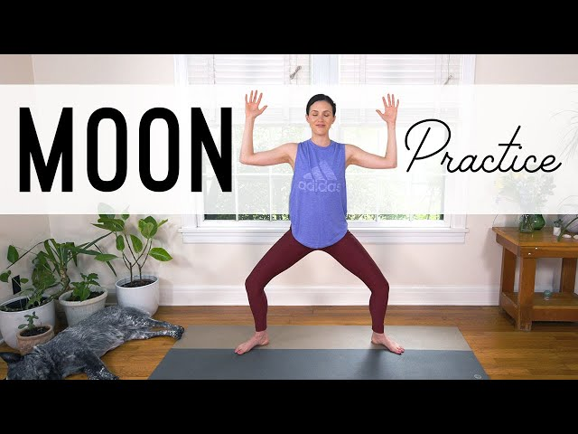 Moon Practice  |  Yoga With Adriene