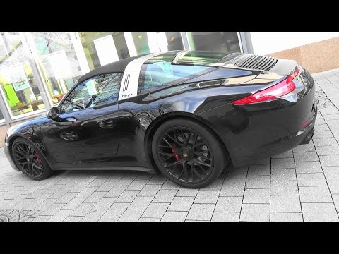 Porsche 911 Targa 4 (991-2) - Porsche Club Pforzheim South-West-Cooperation Season Opening 2017