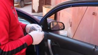 Монтаж автошторок Автозум -отечественные авто