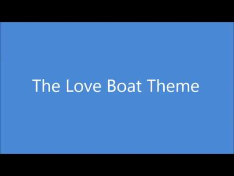 The Love Boat Theme Song Jack Jones (cover)