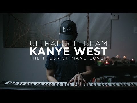 Kanye West - Ultralight Beam | The Theorist Piano Cover