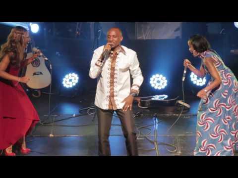 Fred Obare & Billy Frank - Niwara Nono (Live)