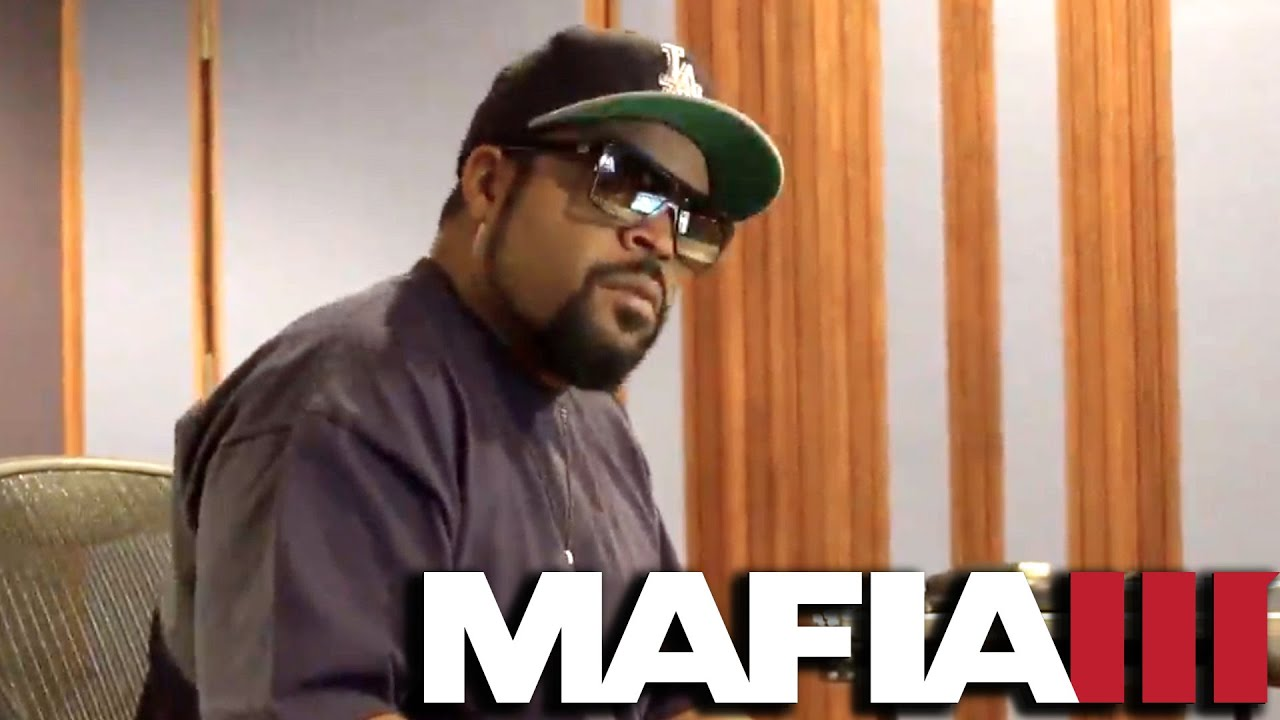 Mafia 3 Behind The Scenes - 'Nobody Wants To Die' by Ice Cube & DJ Shadow