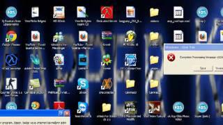 Windows - Disk Yok Hatası Çözümü