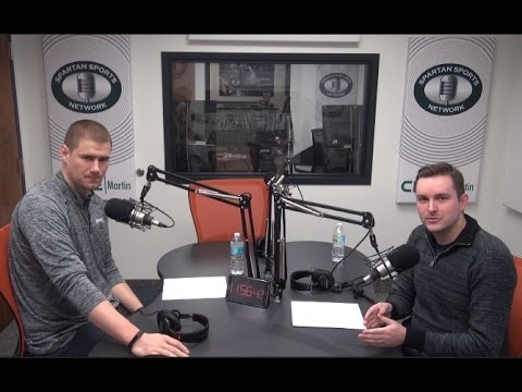 Spartan Scoop 008: Seth Newman and Paul Davis Preview MSU ...