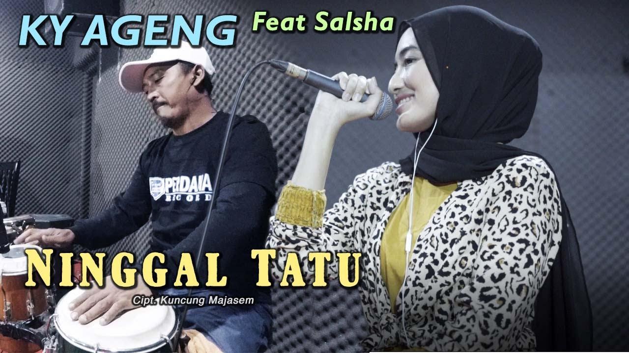Ninggal Tatu - Ky Ageng ft. Salsha Chan (Official Musik Video)