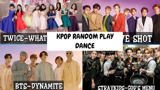 KPOP RANDOM PLAY DANCE(POPULAR SONG)
