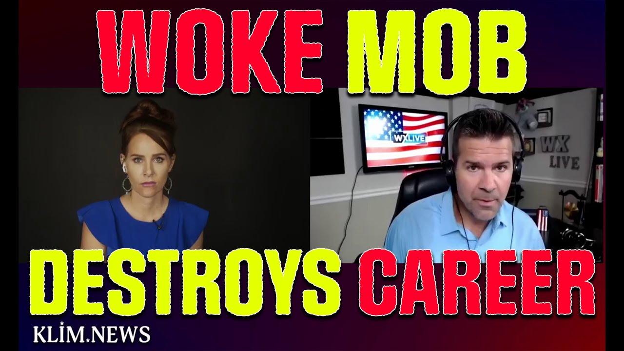 Woke Mob Destroys Meteorologist's Career