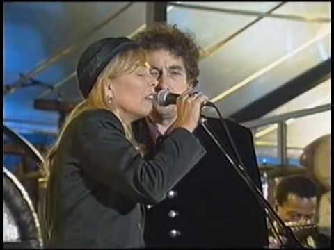 Bob Dylan Joni Mitchell Bon Jovi  INXS   I Shall Be Released Japan 1994