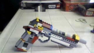 Lego M93 Raffica (Beretta 93r)