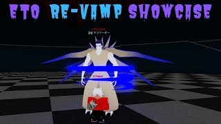ETO K1 RE-VAMP SHOWCASE!!! [RO - GHOUL] [ROBLOX]