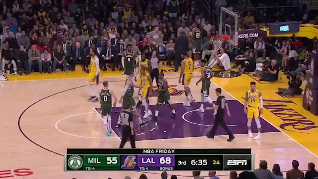 BUCKS vs. LAKERS | FULL GAME HIGHLIGHTS | March 6, 2020 ...
