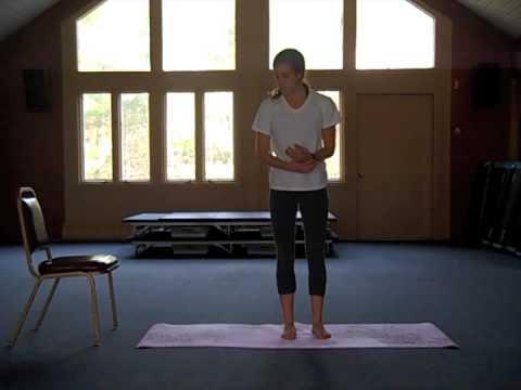 Fitness Tip Video: Beginner Yoga Modifications