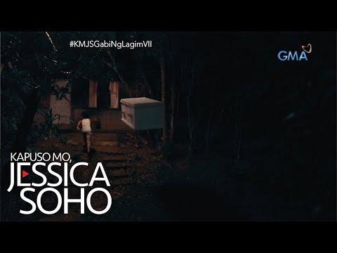 Kapuso Mo, Jessica Soho: Flying Ataul, a film by Adolfo Alix Jr. | Gabi ng Lagim VII