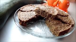 Нежнейший шоколадный бисквит из КАБАЧКА!!!Простой рецепт приготовления