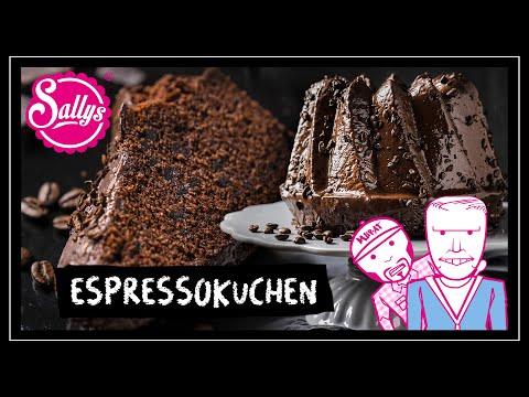 Espresso Kuchen / Murats und Gnis 5 Minuten / Sallys Welt