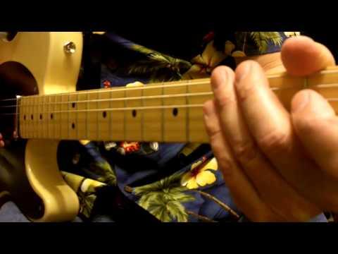 Suzy Q Intro Riff & Guitar Lesson
