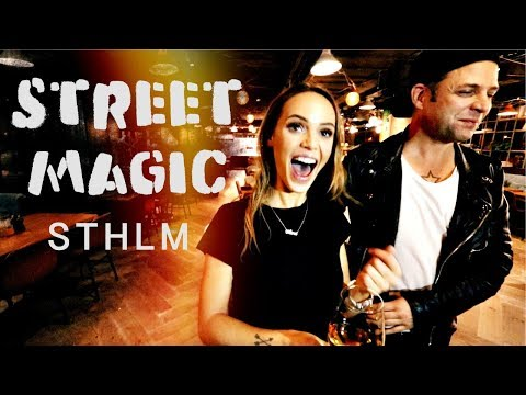 Street Magic 🔥 Down Town Stockholm -Julien Magic
