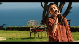 """Carly Rose Sonenclar """"Brokenhearted"""" - Judges' Houses - The X Factor USA 2012"""