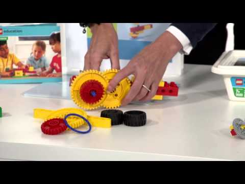 LEGO DUPLO Early Structures And Early Simple Machines Set