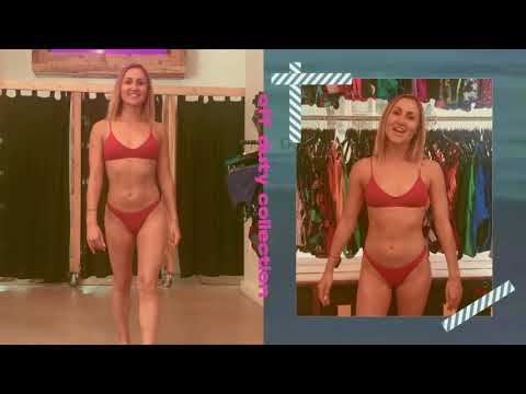 bcf488e59a5 Jolyn Swimwear Photo Shoot with Izzy Poulin by JOLYN