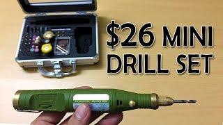 Mini drill set Review   Your perfect DIY companion!