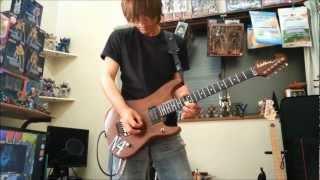 男闘呼組をひとり演奏 全パート耳コピです。ギター2~4本 ベースは生弾...
