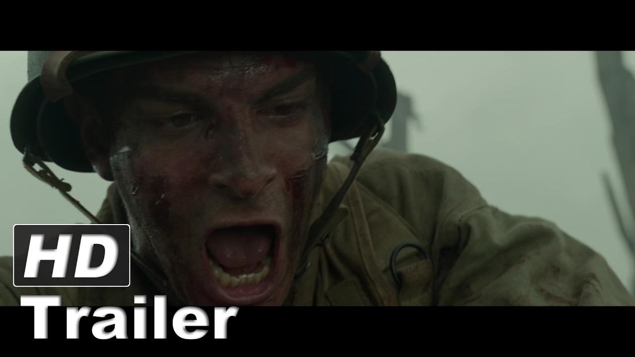 Hacksaw Ridge Trailer Deutsch