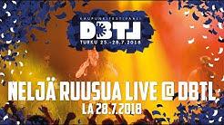DBTL 2018 - Neljä Ruusua LIVE (koko keikka)