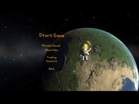 A New Beginning [Kerbal Space Program] - Part 1