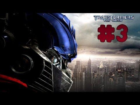 Transformers: The Game - Walkthrough - Part 3 - Inside Hoover Dam   Autobots (PC) [HD]