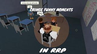 A ESCOLA | ROBLOX Realistic roleplay 2 (cringe momentos engraçados #1)