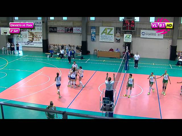 Orvieto vs Todi - 2° Set