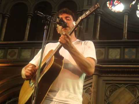 David Kitt live @ Daylight Music, Union Chapel, London, 13/07/13 (Part 1)
