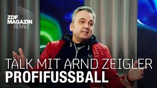 """Arnd Zeigler: """"Warum ich trotz allem nicht vom Fußball loskomme"""""""