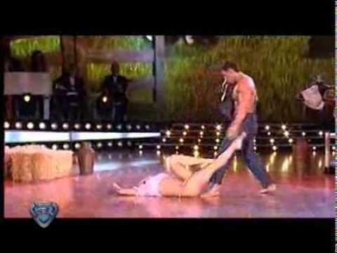 Showmatch 2008 - Adabel Guerrero encendió la pantalla